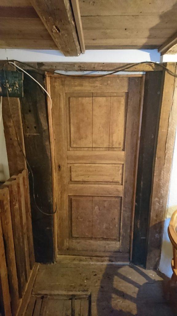 Den fine døren