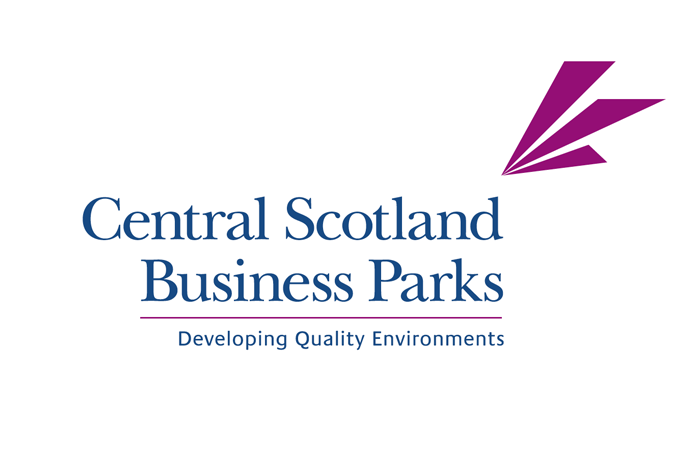 Central Scotland Business Parks logo