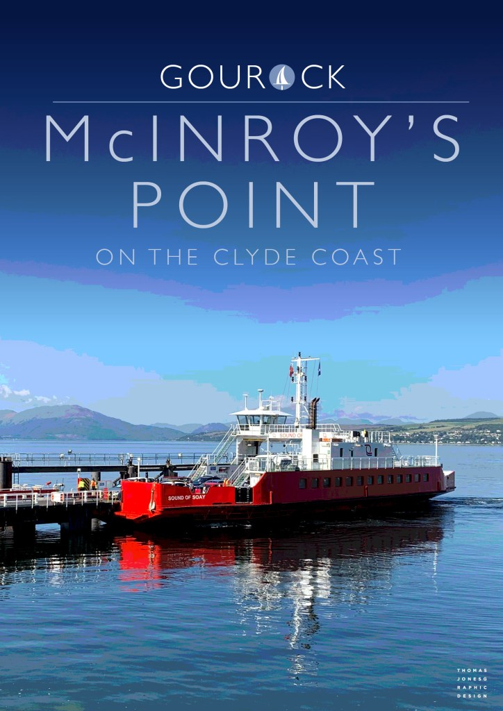Inverclyde print of McInroy's Point, version 1