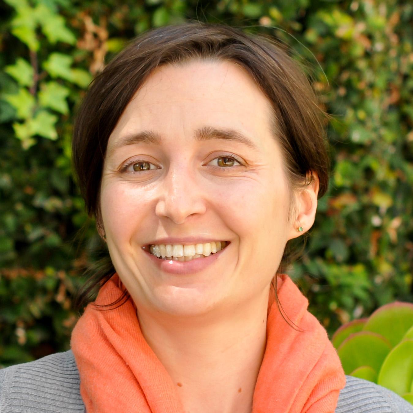 Claudia Cattoglio Research Specialist