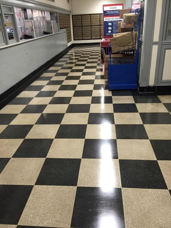 floor services at TJ Mechanical