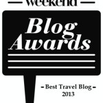weekend knack blog award
