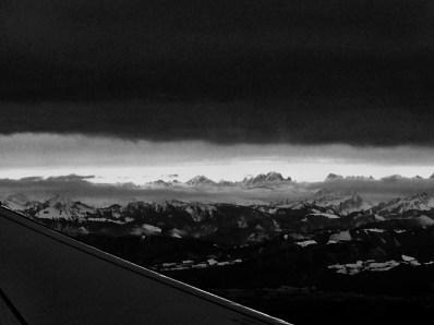 dark mountains