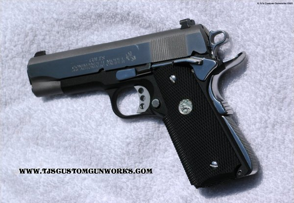 Pachmayr Grips For Colt Commander 45 - Year of Clean Water