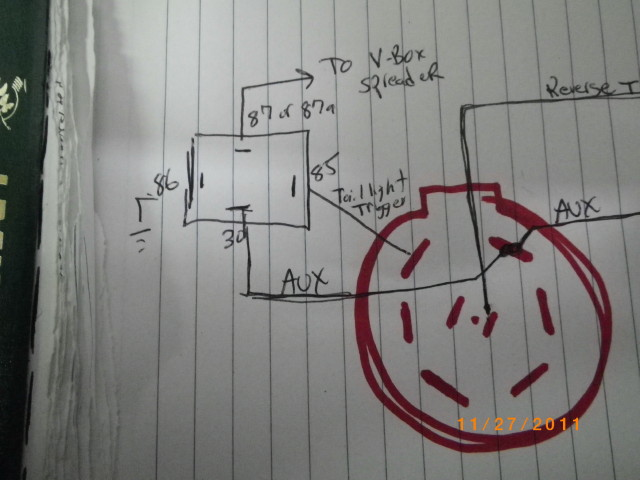 load trail trailer wiring diagram architecture bubble template excel reverse lights from plug | plowsite