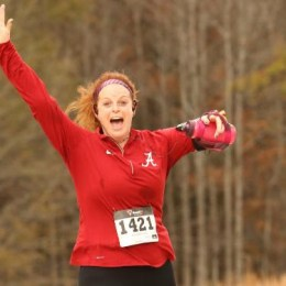 Thankful Thursdays Katie Runs Boston to support BWH Stepping Strong Marathon Team