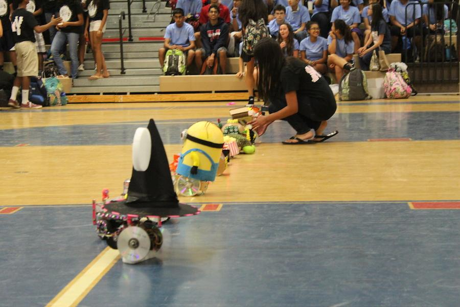 IBETs hold annual robot competition  tjTODAY