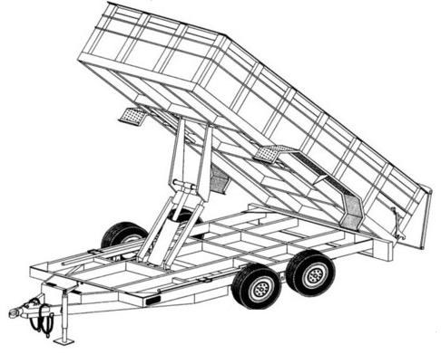 Trailer Hoist Wiring Diagram
