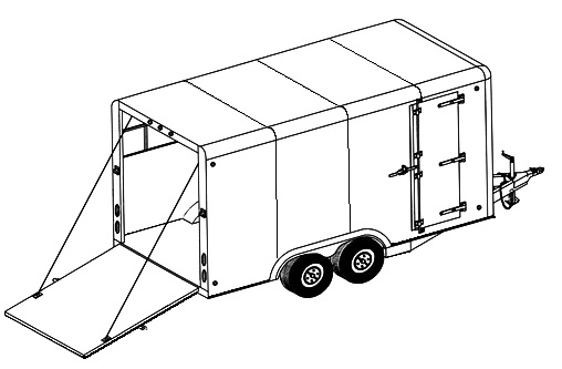 wiring for trailers and hitches