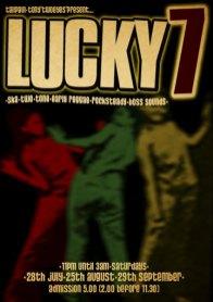 Lucky 7 Skanking