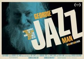 Geordie Jazz Man Film Poster w/Danny Carr