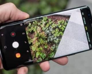 Galaxy S9'un kamerası artık daha da iyi!