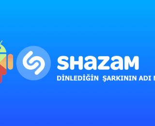 Android Cihazlarda Ortamda Çalan Şarkıyı Bulan Uygulama – SHAZAM