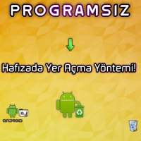 Android Cihazlarda Manuel Temizleme işlemi Nasıl Yapılır ?