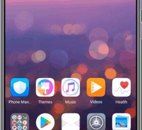 Huawei P20 (EML-L09) – Özellikleri