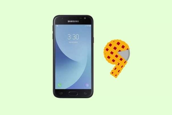 Samsung Galaxy J3 (2017) Android Pie Güncellemesi Aldı