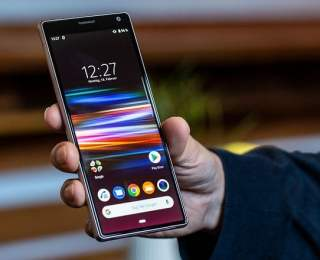 Sony Android 10 güncellemesini başlatıyor