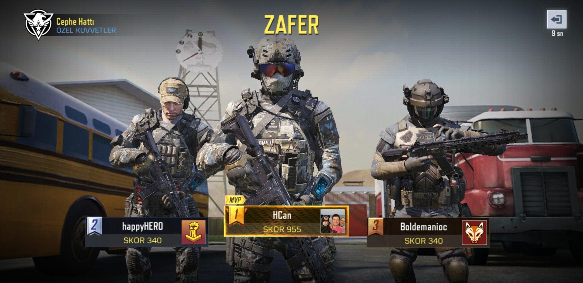Call of Duty Mobile Artık Türkiye'de indiriliyor ! 29