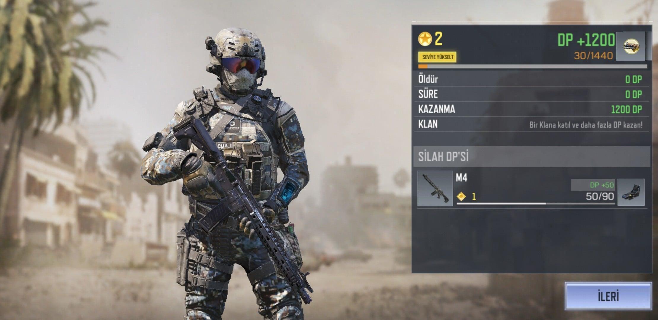 Call of Duty Mobile Artık Türkiye'de indiriliyor ! 27