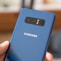 Samsung Galaxy Note 8 için sürpriz güncelleme!