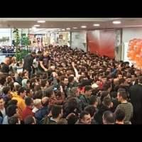 Xiaomi Mi Store Ankara mağazası izdiham nedeniyle açılamadı