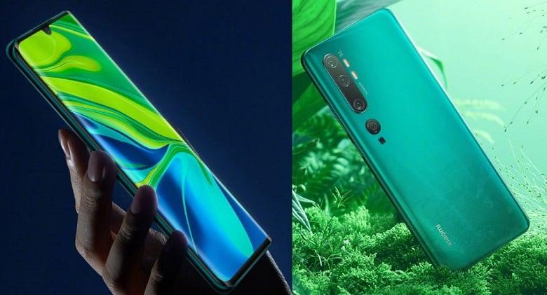 xiaomi mi cc9 pro premium edition satisa sunuldu - Xiaomi Mi CC9 Pro Premium Edition satışa sunuldu