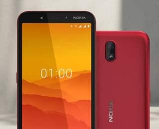 Nokia C1 tanıtıldı! Bedavadan biraz pahalı