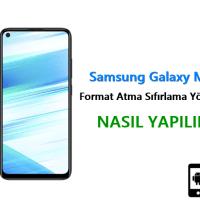 Samsung Galaxy M40 Format Atma Sıfırlama Yöntemi