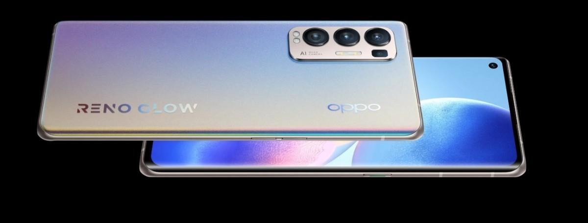 Oppo Reno 5 Pro+ Resmi Olarak Duyuruldu 8