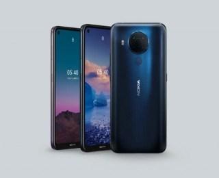 Nokia 5.4 Resmi Olarak Duyuruldu