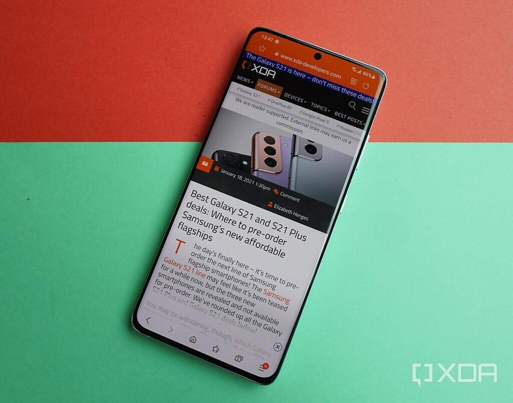 Samsung'un en iyi telefonu, Galaxy S21 Ultra'nın 72 saat kullanım sonrası 5 Dikkat Çeken Özellik 32