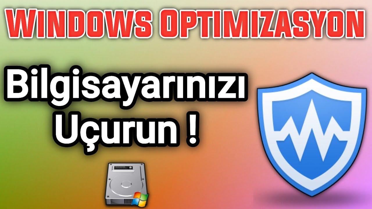 En iyi Sistem Temizleme ve Optimizasyon Uygulaması - Wise Care 365 | Windows Işletim Sistemi 4