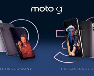 Moto G30 ve G10 Resmi Olarak Duyuruldu