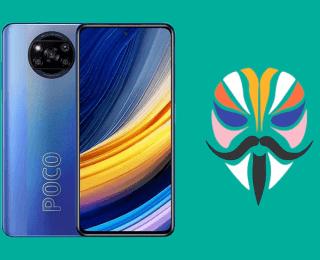 Xiaomi Poco X3 Pro Nasıl Root Yapılır? – Magisk Uygulaması