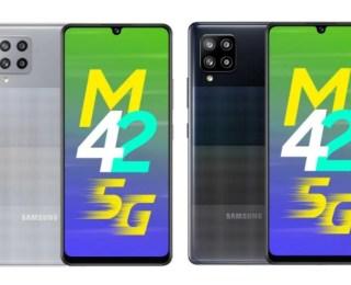 Samsung Galaxy M42 5G Resmi Olarak Duyuruldu