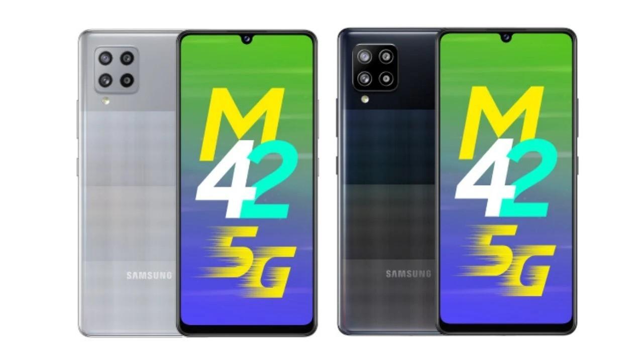 Samsung Galaxy M42 5G Resmi Olarak Duyuruldu 9