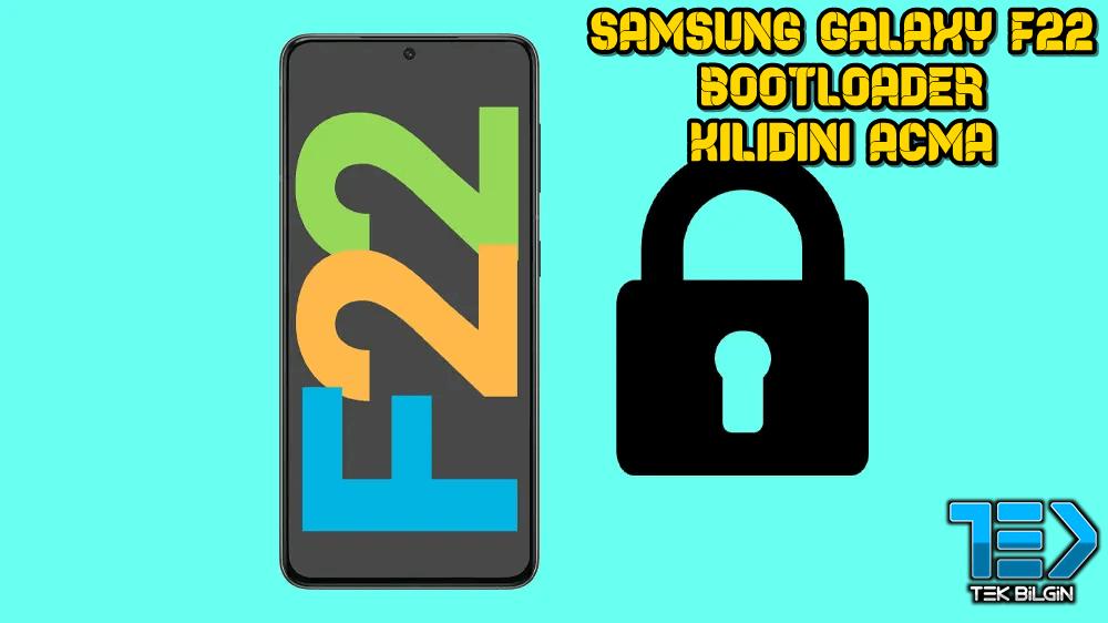 Samsung Galaxy F22 Bootloader Kilidini Açma Yöntemi - Nasıl Yapılır? 10