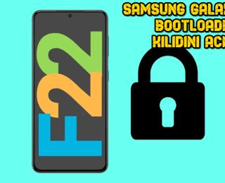 Samsung Galaxy F22 Bootloader Kilidini Açma Yöntemi – Nasıl Yapılır?