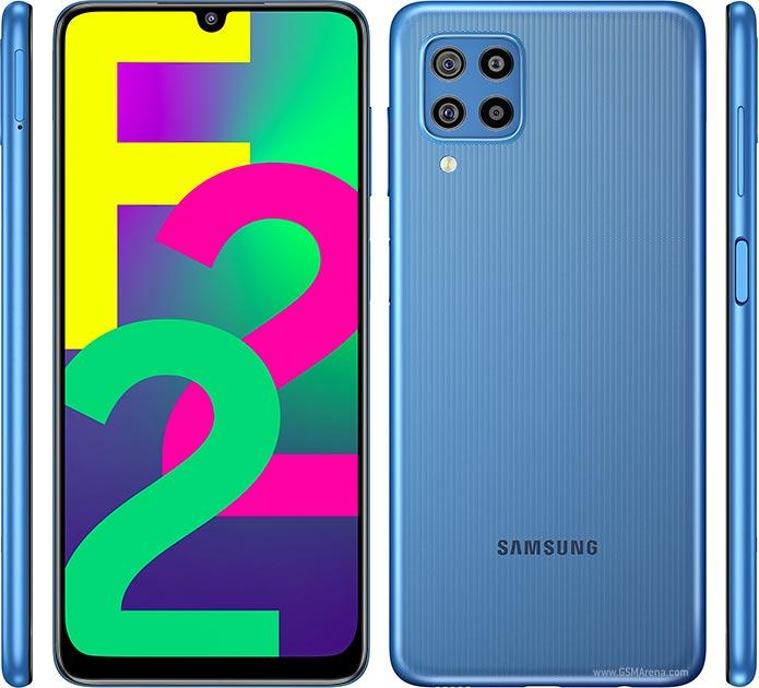 Samsung Galaxy F22 Resmi Olarak Duyuruldu 8