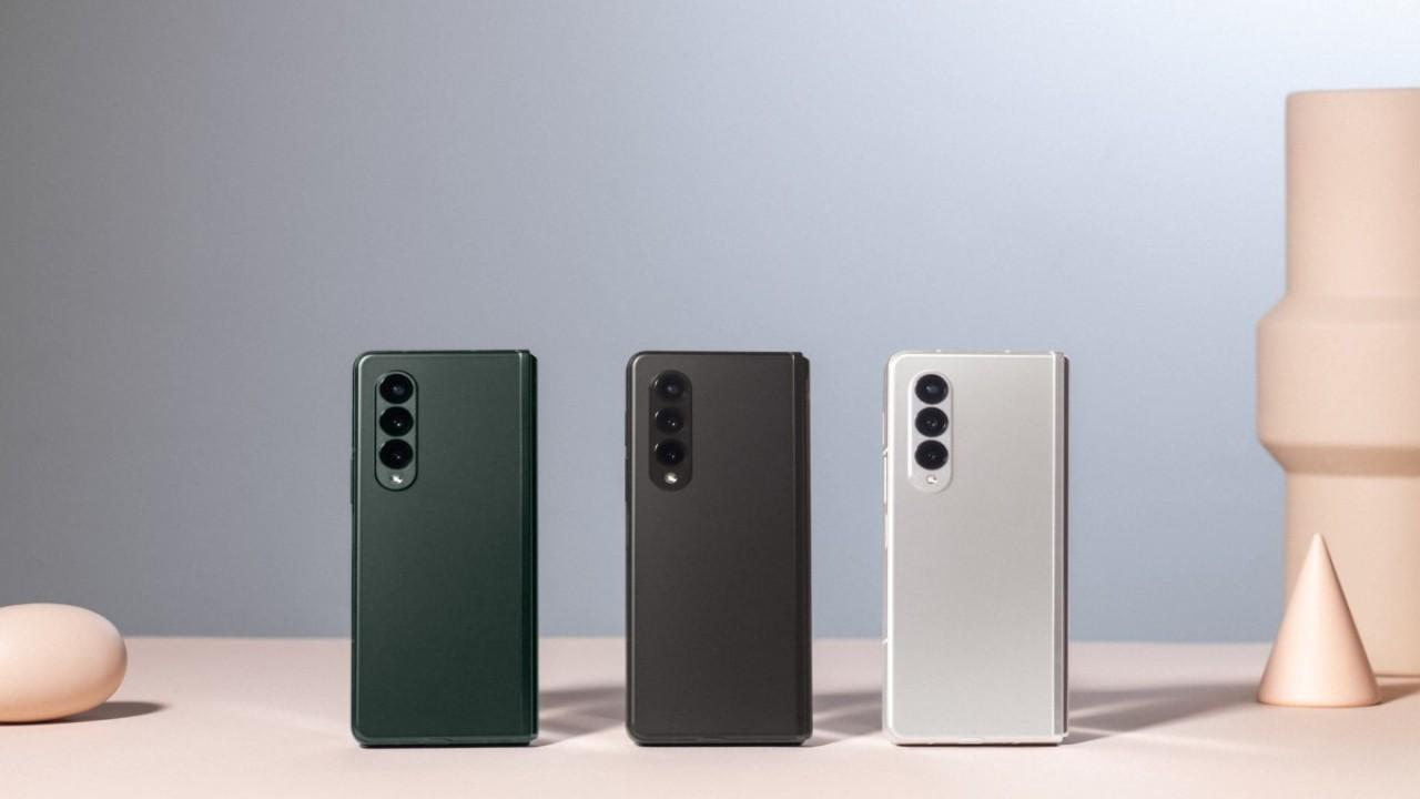 Samsung Galaxy Z Fold 3 Resmi Olarak Duyuruldu 7