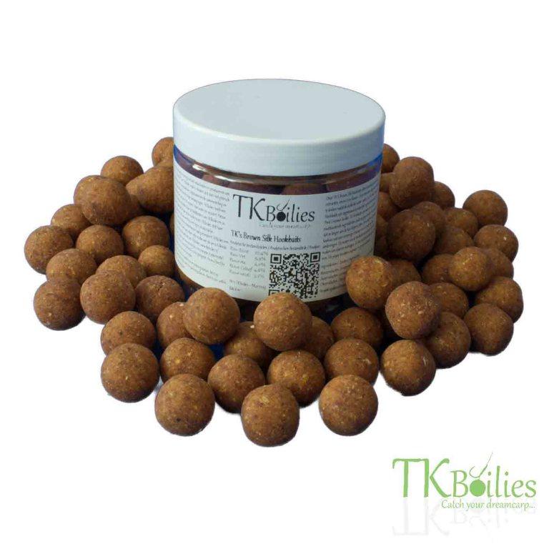 Brown Silk Hookbaits