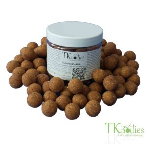 Brown Silk Hookbaits