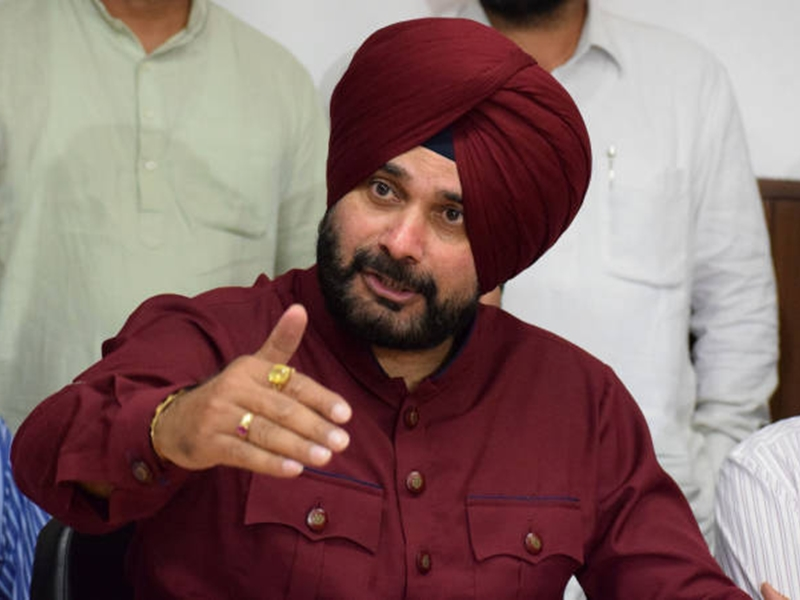 Wife, son will not join posts they have been appointed to: Sidhu