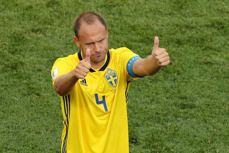 Sweden gets benefit of video review, beat South Korea 1-0