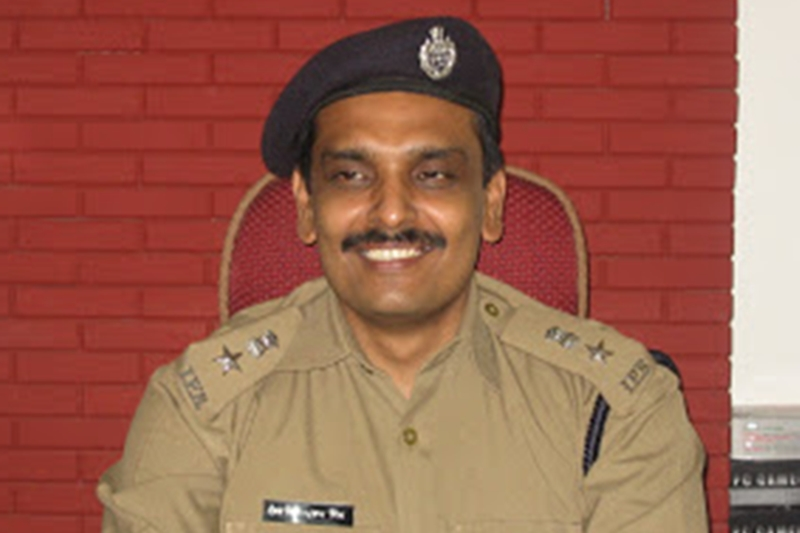 Pb IPS officer shifted on EC directive transferred to old posting