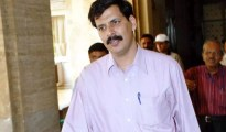 Suspended IPS officer Rajnish Rai