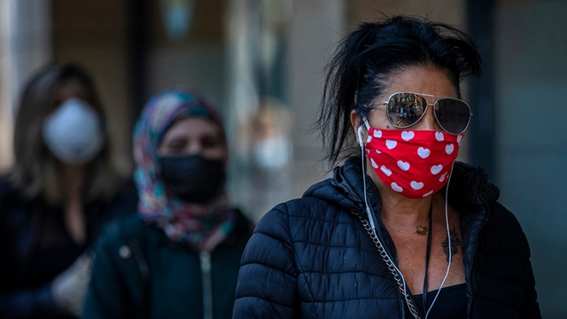 Keep wearing masks and social distancing - it works, new McMaster study says