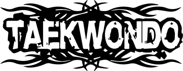Taekwondo Kampfsort Erwachsene Füssen