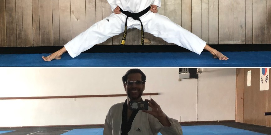 Deliberate Practice: 2018 TKD Training Goals