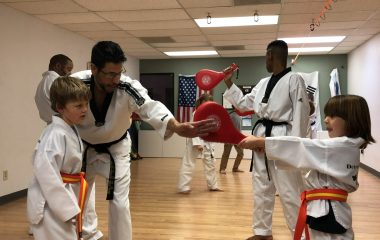 TKD Kids Ages 7-12